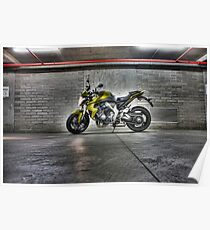 Love that bike - Honda CB1000R Poster
