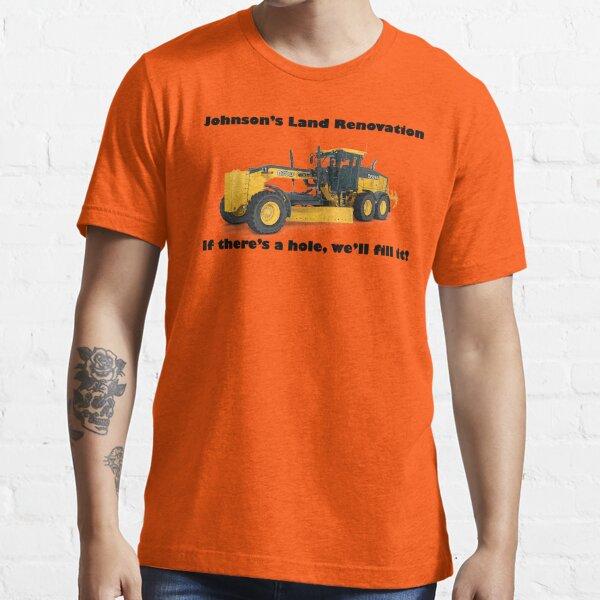 Johnson's Land Renovation Essential T-Shirt