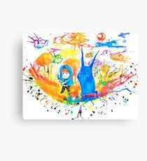 Donnie Darko - Nice Day Canvas Print