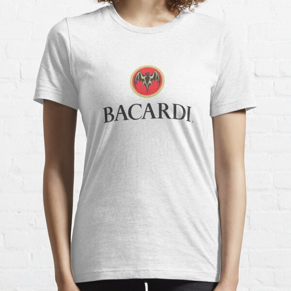 Bacardi Camiseta esencial