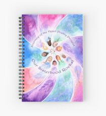 Our Sisterhood Rocks Spiral Notebook