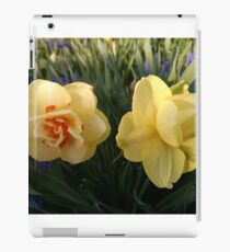 Double Double Daffodils iPad Case/Skin