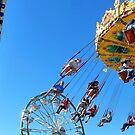 Fun At The Fair by WildestArt