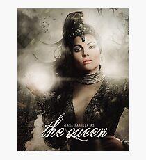Movie Poster Style - Regina / Lana Photographic Print