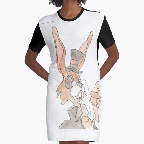 Scott Foster 43 Graphic T-Shirt Dress