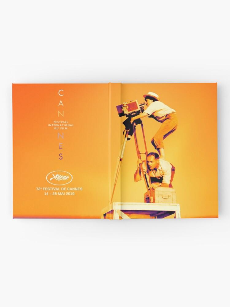 Alternative Ansicht von Cannes Film Festival, 72. (2019) ⛔ HQ-Qualität Notizbuch