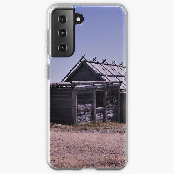 Craig's hut Mt Stirling Samsung Galaxy Soft Case