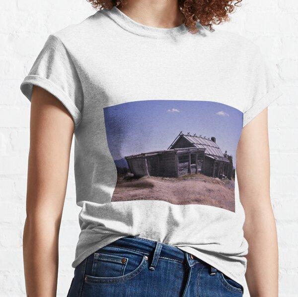 Craig's hut Mt Stirling Classic T-Shirt