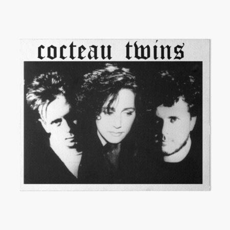 cocteau twins goth Art Board Print