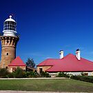 Barrenjoey Head Lighthouse  by openyourap