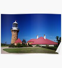 Barrenjoey Head Lighthouse  Poster