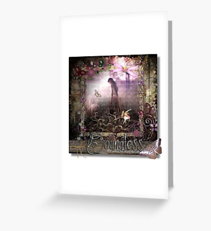 World of Imagination  Greeting Card