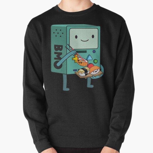BMO Sushi Pullover Sweatshirt