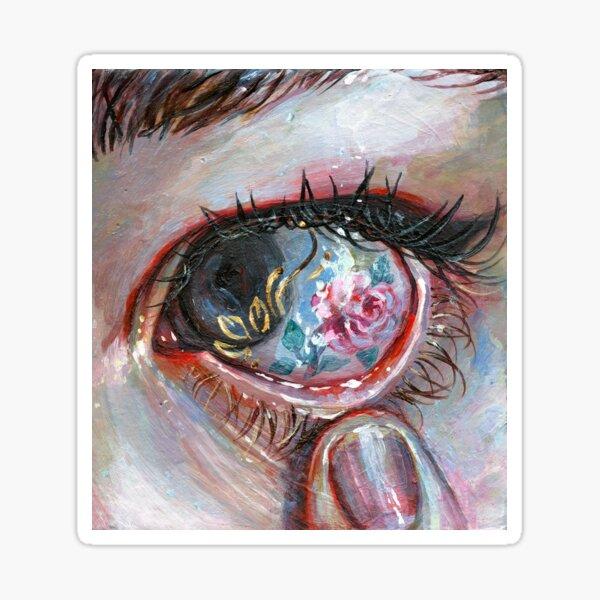 Beauty in The Eye Sticker