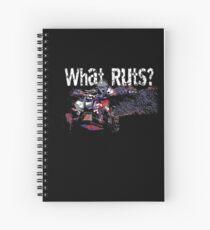 What Ruts? Spiral Notebook