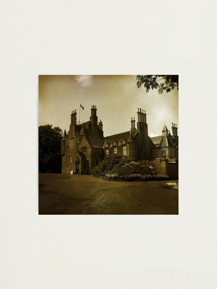 Alternate view of Lauriston Castle Photographic Print