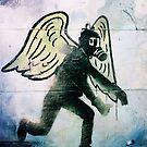 Fallen angel  by areyarey