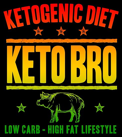 KETO BRO - Prevent Diabetes With Ketogenic Diet