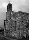 The Priory's Neighboring Church by Ryan Davison Crisp