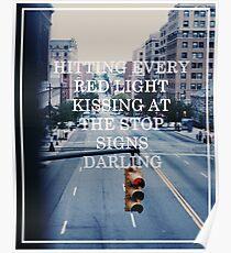 long way home - 5sos Poster