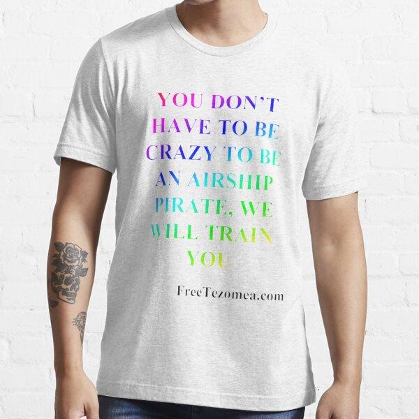 Crazy Rainbow Essential T-Shirt