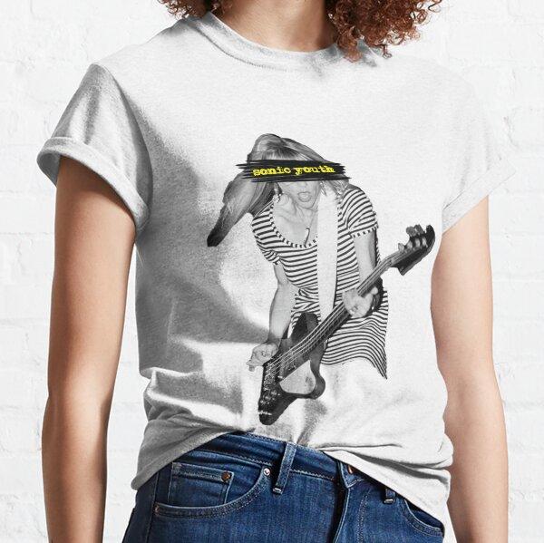 Sonic Youth Kim Camiseta clásica