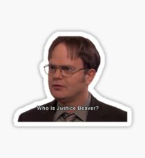 Dwight Schrute Sticker