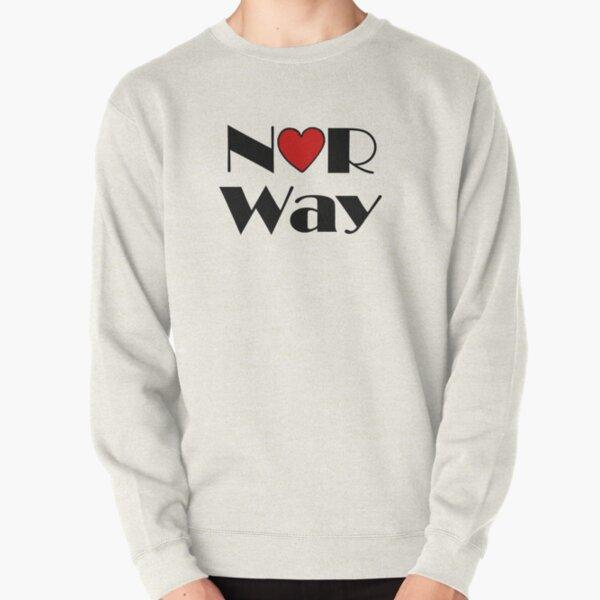 Norway Heart Pullover Sweatshirt