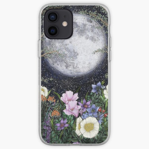 Midnight in the Garden II iPhone Soft Case