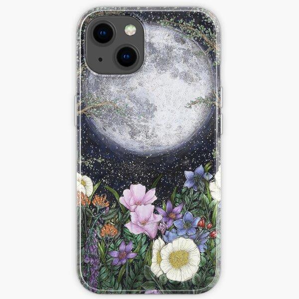 Midnight in the Garden II iPhone Soft Case