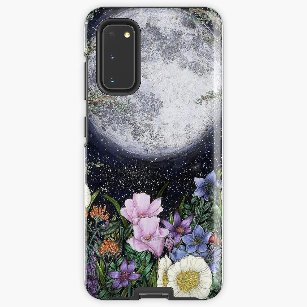 Midnight in the Garden II Case & Skin for Samsung Galaxy