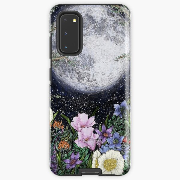Midnight in the Garden II Samsung Galaxy Tough Case