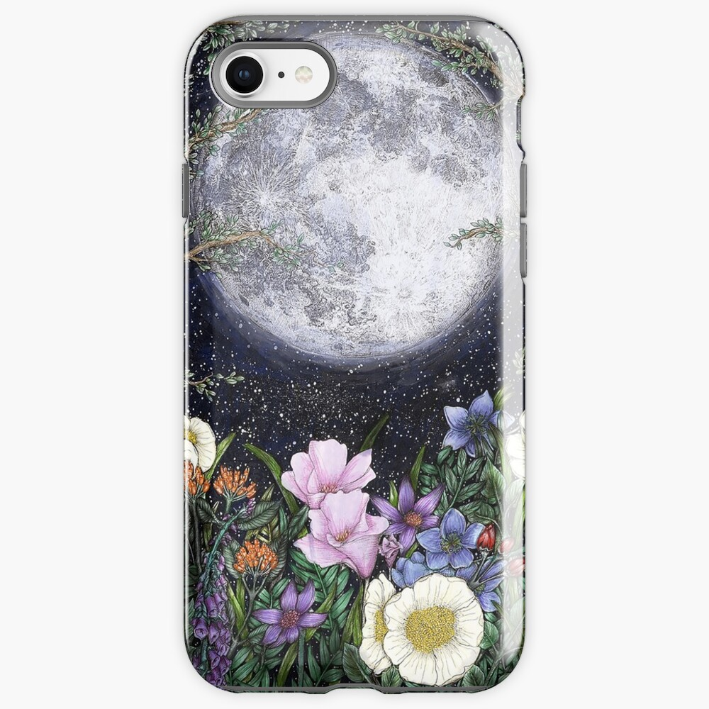 Midnight in the Garden II iPhone Case & Cover
