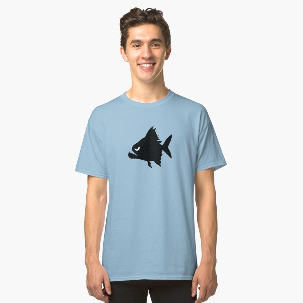 Angry Animals - Piranha Classic T-Shirt