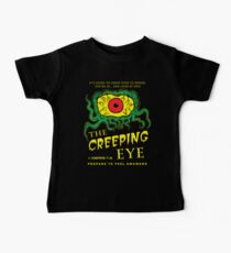 The Creeping Eye Baby Tee