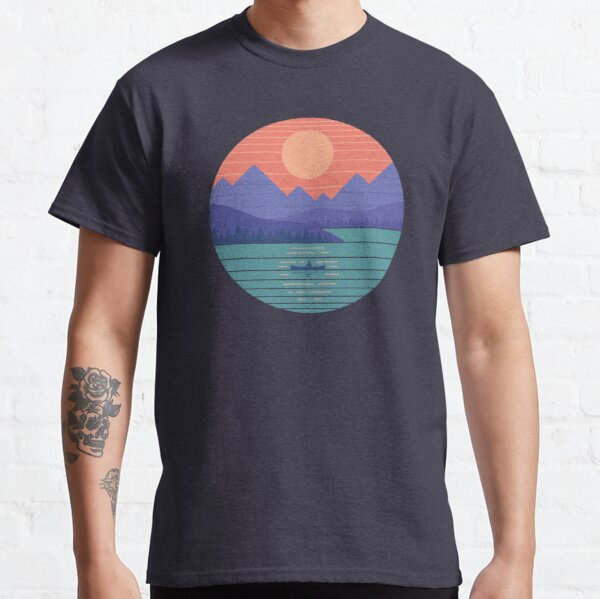 Peaceful Reflection Classic T-Shirt