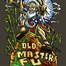 Old Master Fu by HoneyDawwwg