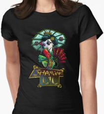 Shanghi Lil Womens Fitted T-Shirt