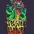 Dragon Warrior by HoneyDawwwg
