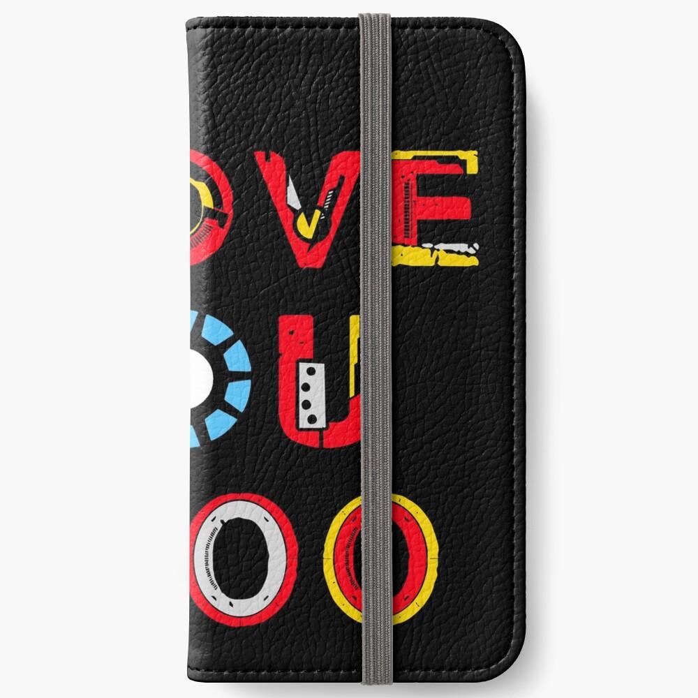 I Love You 3000 v2 iPhone Wallet