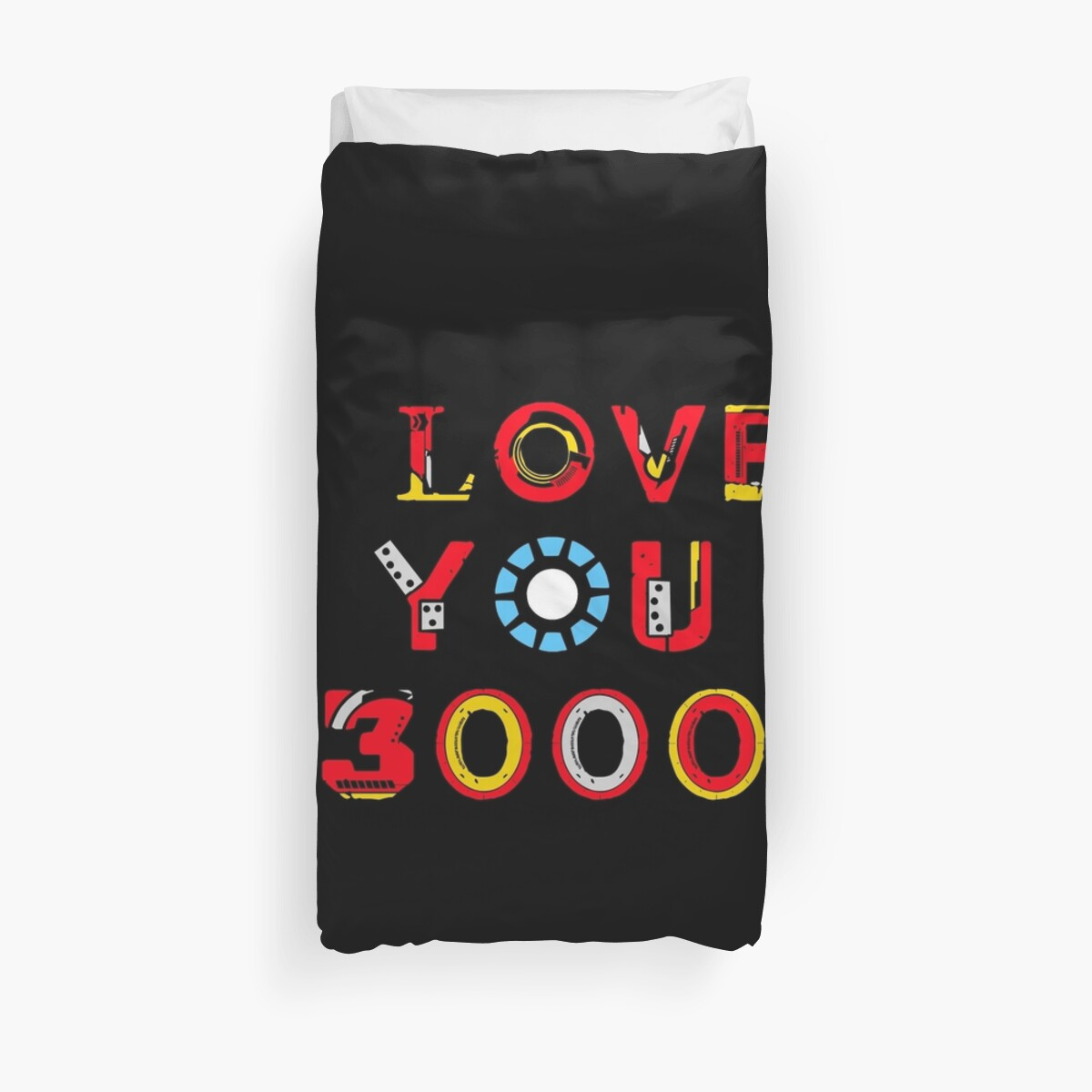 I Love You 3000 v2 by VanHand