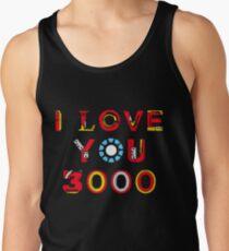 I Love You 3000 v2 Tank Top
