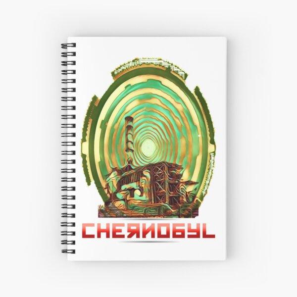 International Chernobyl Disaster Remembrance Day. Spiral Notebook
