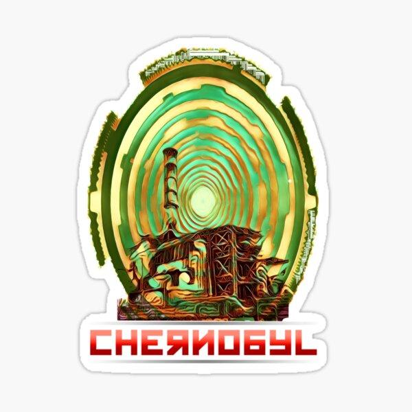 International Chernobyl Disaster Remembrance Day. Sticker