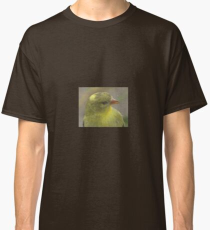 Bird that wanted in my house Classic T-Shirt