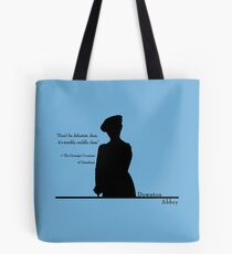 Don't Be Defeatist Tote Bag