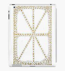 Vinilo o funda para iPad Patterns of Gold