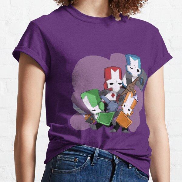Castle Crashers Pixelart Classic T-Shirt