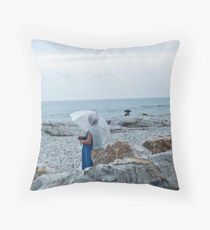 Umbrella Throw Pillow