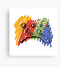 Xbox Metal Print